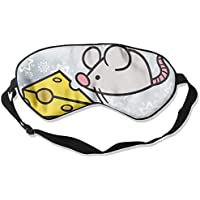 Mouse In Cheese 99% Eyeshade Blinders Sleeping Eye Patch Eye Mask Blindfold For Travel Insomnia Meditation preisvergleich bei billige-tabletten.eu