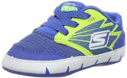 Skechers - Go Crawl, Sneaker a collo basso Bambino Blu (Blau (BLLM))