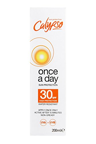 Calypso Once a Day Sun Protection Lotion with SPF 30