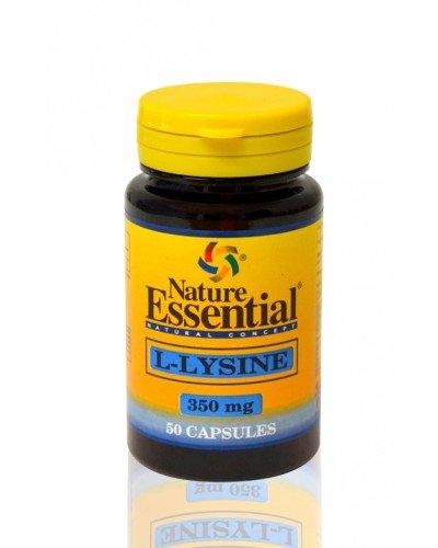 L-Lysina (L-Lisina) 350 mg 50 cps