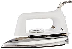 Bajaj Popular Plus 750-Watt Light Weight Dry Iron