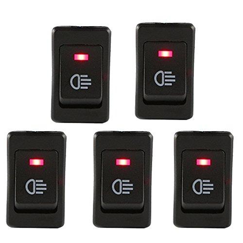 e-supporttm-5-x-kfz-auto-boot-kippschalter-druckschalter-schalter-12v-rot-led-licht-nebelscheinwerfe