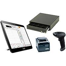 Caja Registradora venta de interfaz para pantalla táctil