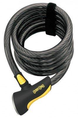 Spiralkabelschloss Onguard Dobermann 8028 185cm, Ø 12mm 8028