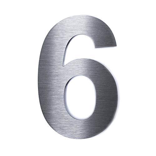 Hausnummer 3D-Effekt in