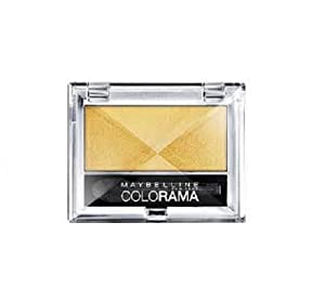 Maybelline Colorama Eyeshadow 605 Bright Gold New