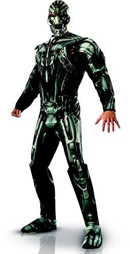 Luxus-Kostüm Ultron - Avengers Teil 2 M / (Ultron Kostüm Avengers 2)