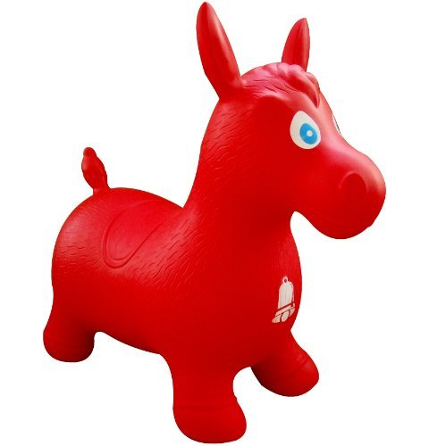 Apple Red Horse Hopper, Pump Included