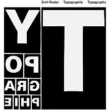 Typografie: Ein Gestaltungslehrbuch: A Textbook of Design