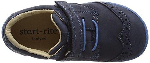 Start-Rite - Super Soft Hugo, Sneaker basse Bambino Blue (Navy)