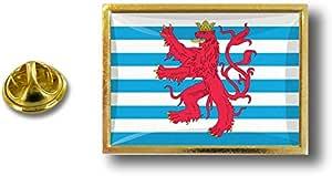 Spilla Pin pin's Spille spilletta Giacca Bandiera Distintivo Badge Lussemburgo A