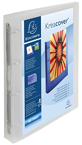 Exacompta 51568E - Carpeta de cartón A4