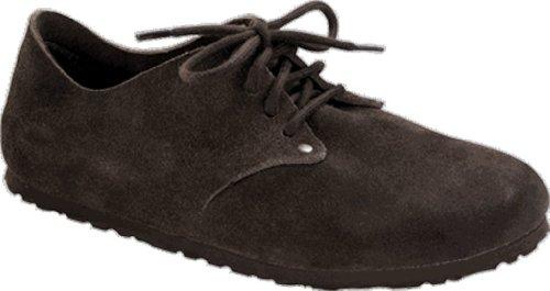 Birkenstock Maine Maine  Vl, Chaussures à lacets femme Moka