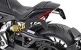 Hepco&Becker C-Bow Seitenträger - schwarz für Ducati X Diavel 1200/1260 / S (2016-)