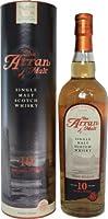 ARRAN 10 Year Old Island Malt Whisky - 700ml