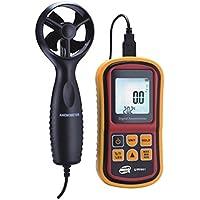 usoland Handheld LCD Digital Electronic Mini Smart Sensor Wind Speed Digital Anemometer, GM8901