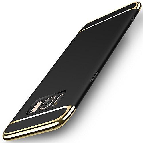 Samsung-Galaxy-S8-Hlle-PRO-ELEC-Galaxy-S8-Schutzhlle-3-in-1-PC-Harte-Schale-Hochwertigem-Stofest-Ultra-dnn-Galaxy-S8-Handyhlle-Schutz-Tasche-Schale-Schutzhlle-fr-Samsung-Galaxy-S8-58-Zoll