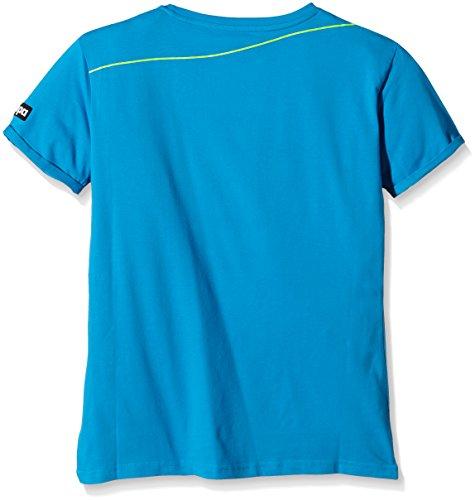 Kempa T-Shirt Core Logo Kempablau