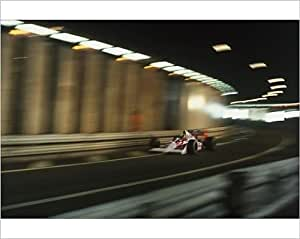 Tirage photo de 1989 Monaco Grand Prix-Ayrton Senna
