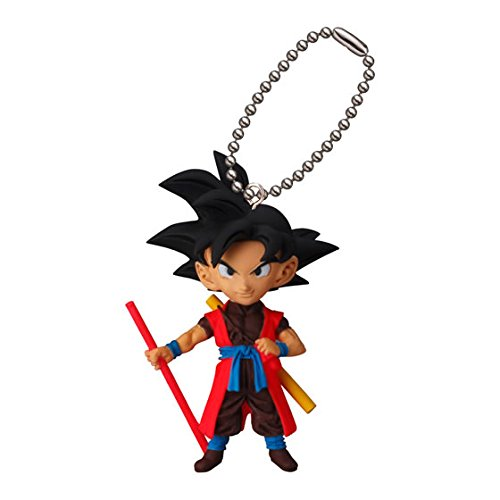 Dragon Ball Cho Figure Swing Keychain~UDM The Burst 21~Goku Zeno