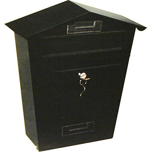 Preisvergleich Produktbild Generic yanhonguk150730–2396 1yh1881yh Buchstabe Post Briefkasten Post Mail L Box Briefkasten Modell: OU Kable O BLE Außen verriegelbar Briefkasten 2 Schlüssel