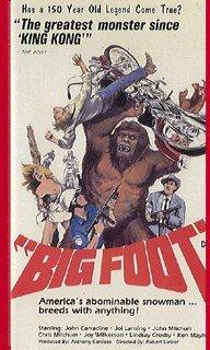 Preisvergleich Produktbild Big Foot [VHS]
