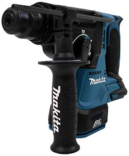 Makita Wireless Li-ion SDS Plus Rotary Brushless 3-Modus -Bohrhammer 24 mm, nur Gehäuse, DHR242Z