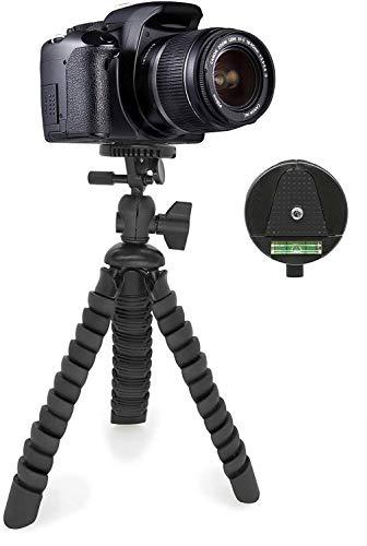 MyGadget Mini Trípode Ultra Flexible Portatíl Cámara