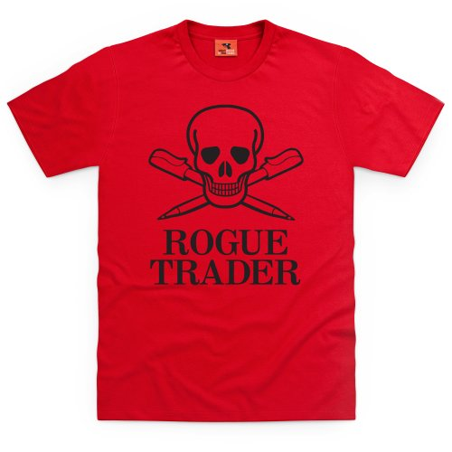 Square Mile Rogue T-shirt, Uomo Rosso