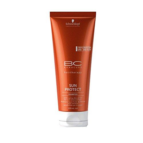 Schwarzkopf Bonacure Sun Protect Shampoo, 1er Pack, (1x 0,2 L) -