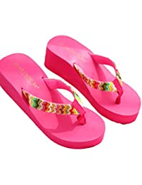 0f921cfbe2b Amazon.in  Pink - Flip-Flops   Slippers   Men s Shoes  Shoes   Handbags