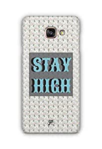 YuBingo Stay High Mobile Case Back Cover for Samsung Galaxy A5 2016
