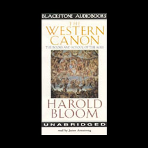 The Western Canon  Audiolibri