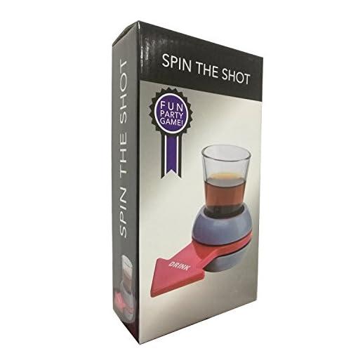 Shot-Spinner-Drinkspiel