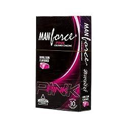 Manforce Condoms [Bubble Gum]-[3 box * 10 pcs]