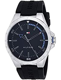 Tommy Hilfiger Analog Black Dial Men's Watch - TH1791528