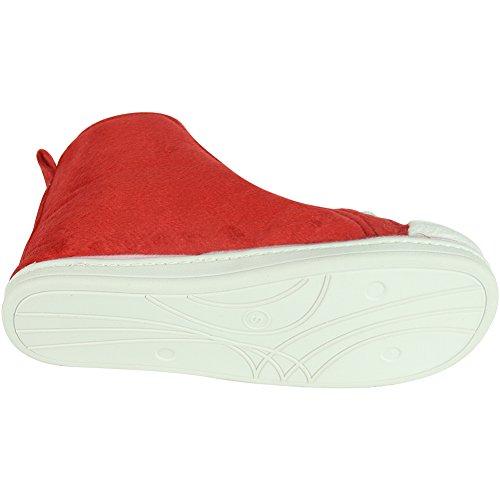 Gohom, Pantofole uomo Red