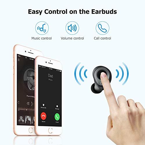 LETSCOM Bluetooth Kopfhörer kabellos in Bild 5*