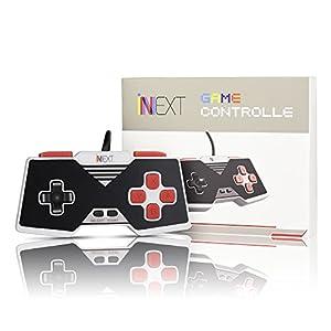 iNNEXT 2x Classic USB Gamepad Retro SNES USB Controller