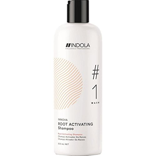 Indola spa shampoo, innova root activating shampoo, 300ml