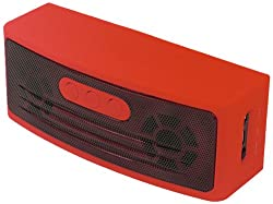 Altec Lansing iMW545-RED Soundblade Bluetooth Speaker, Red