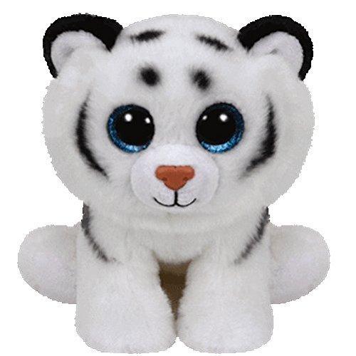 Ty Inc Beanie Babies Tundra The White Tiger Plush Stuffed Animal by Ty Inc.
