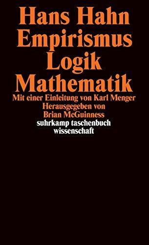 Empirismus, Logik, Mathematik (suhrkamp taschenbuch wissenschaft)