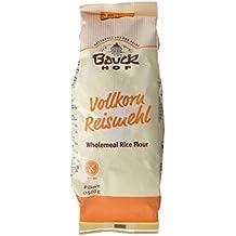 BauckHof, Copra seca en polvo (Harina de Arroz) - 6 de 500 gr