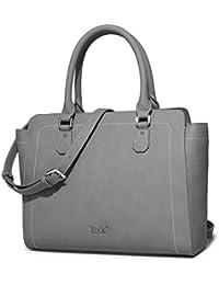 0f32787e0ebd6 Kadell PU-Leder Handtaschen Damen Taschen Luxus Umhängetasche Top Griff  Geldbörse