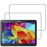 2 x Bestwe Kristallklar Displayschutzfolie Samsung Galaxy Tab 4 10.1 (10.1 Zoll) Displayschutz Schutzfolie
