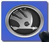Skoda Logo X15U7A Mouse Pad 220mm*180mm*3mm