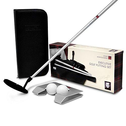 Colin Montgomerie Unisexe de Executive Golf Set de Putter de, Noir, Taille Unique