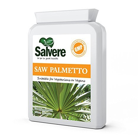 Saw Palmetto Treats Urinary Tract Infection & Helps to Promotes Sexual Health for Men & Effective for Treating Hormone Imbalance, Bladder Disorders &