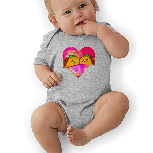 Bodys & Einteiler,Babybekleidung, Baby one-Piece Suit,Baby Jumper,Pajamas, Baby Girl Bodysuit, I Love Tacos Baby Boys' Cotton Bodysuit Baby Clothes